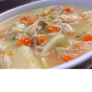 Simple Chicken and Dumplings picture