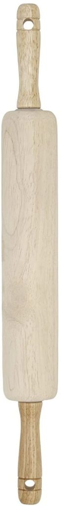 Best Budget: Good Cook Classic Wood Rolling Pin