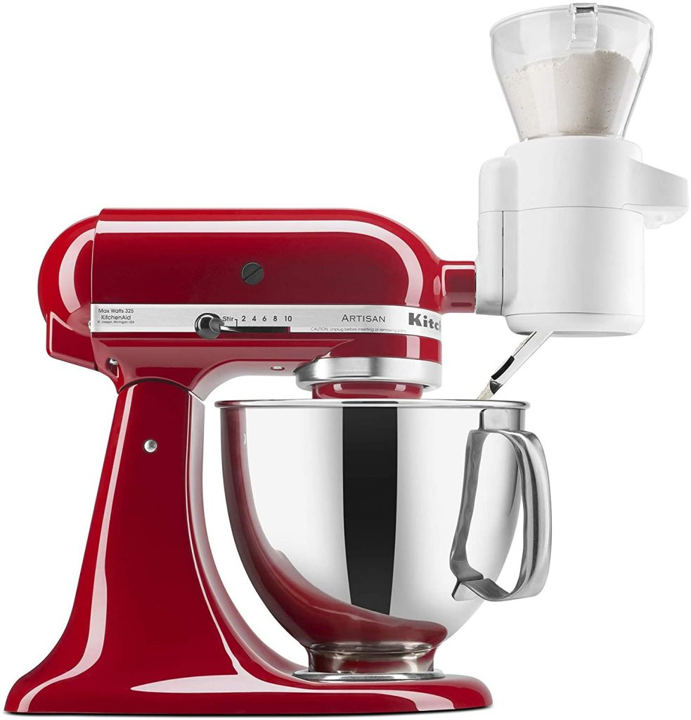 KitchenAid Sifter and Scale Attachment