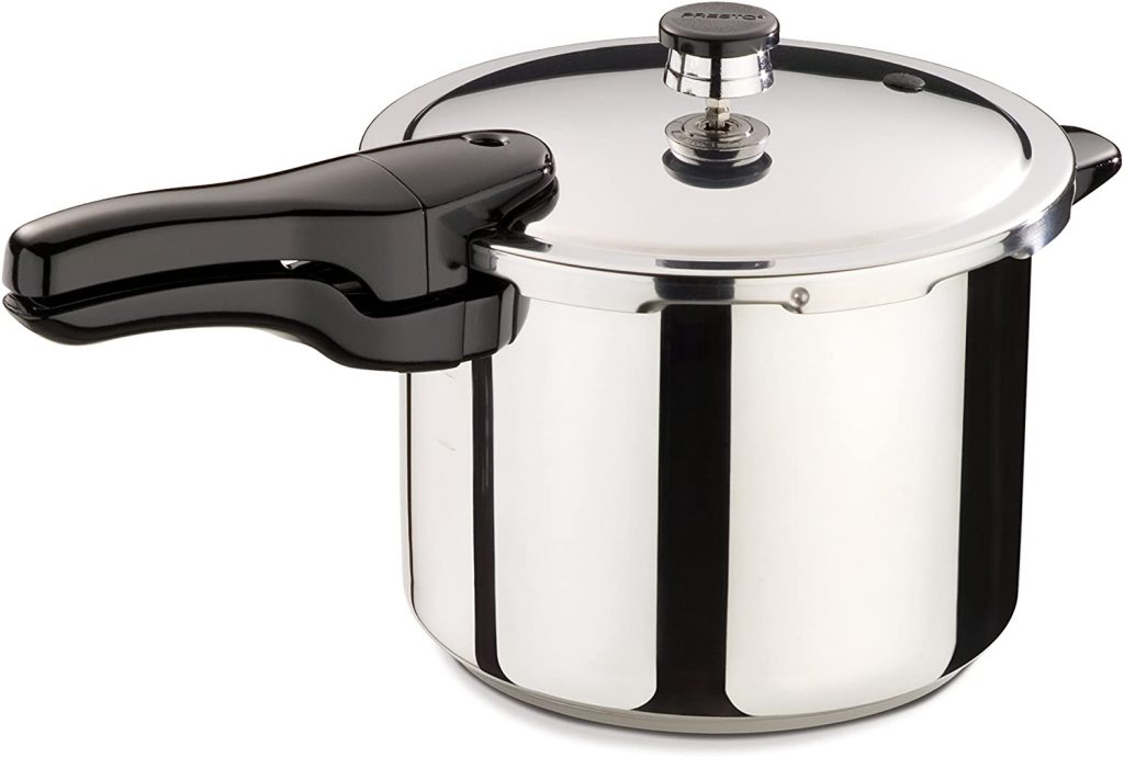 Rice Cookers - Presto 6-Quart Stainless Steel Pressure Cooker