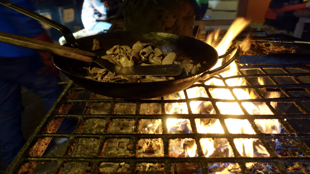 Health Benefits Of Cooking With Cast Iron - high heat cooking