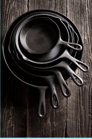 Health Benefits Of Cooking With Cast Iron - benefits of cast iron